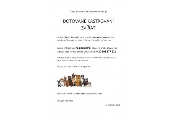Infomrace - plakát