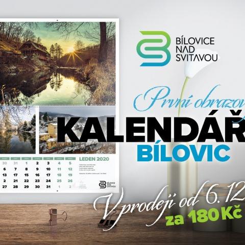 Obrazový kalendář 2020
