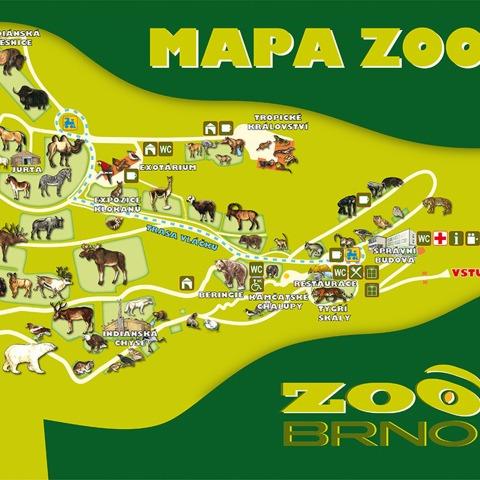 Výlet do ZOO Brno 4.,5. a 6. června