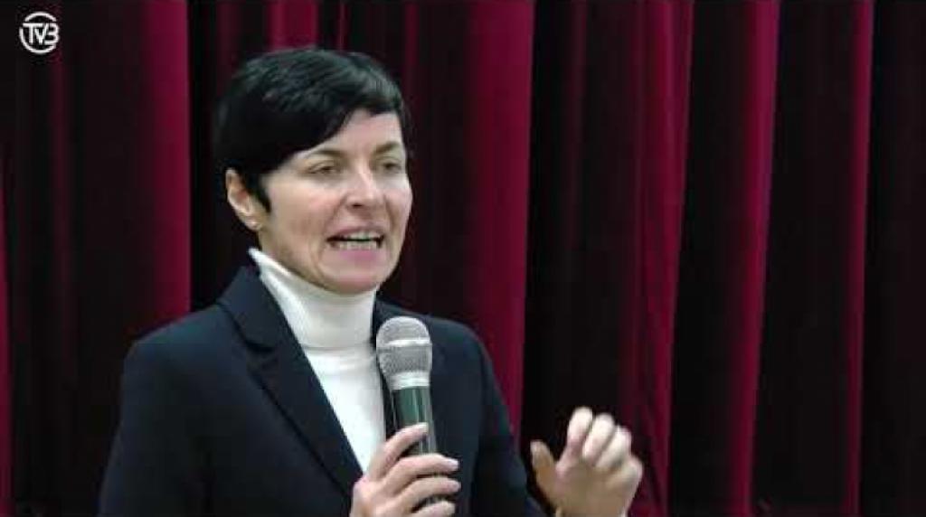 07. týden 2020: Beseda s Lenkou Bradáčovou - Důvěryhodnost justice