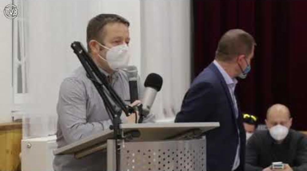 Veřejné zasedání ZO Bílovice nad Svitavou ze dne 15.3.2021