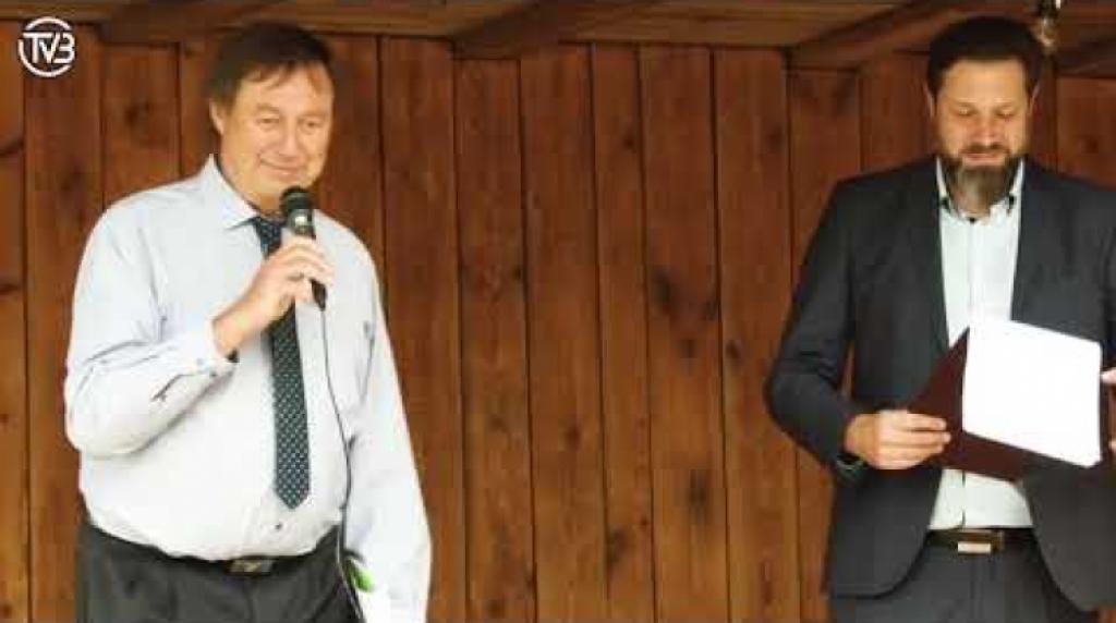 Slavnost k 20. výročí založení Dobrovolného svazku obcí Časnýř