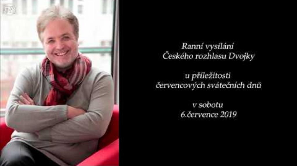 27. týden - SPS Bronislav na vlnách Dvojky, Zasedání ZO 17.6.2019 II.část
