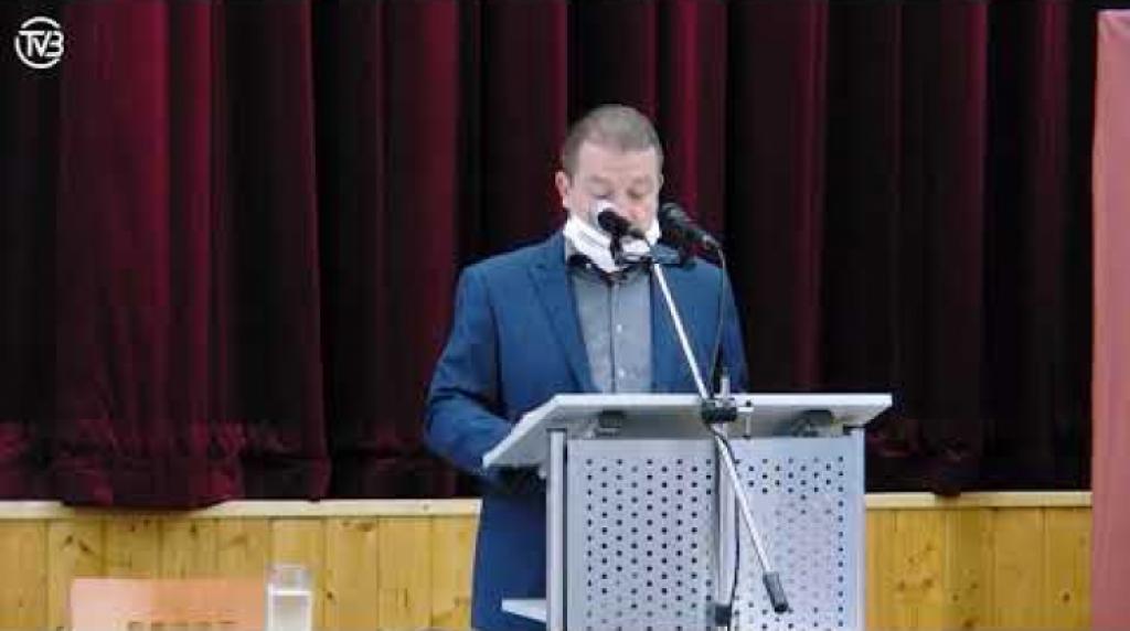 40. týdne - Setkání s ilustrátorem Pavlem Čechem, Záznam zasedání ZO ze dne 21.9.2020 1.díl